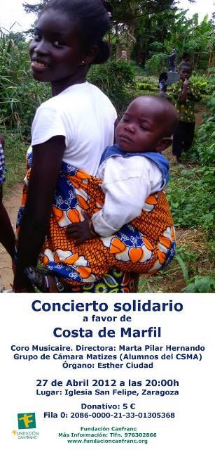 Concierto Solidario de la Fundacion Canfranc