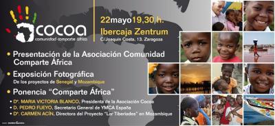 Asociación COCOA. Comunidad Comparte África