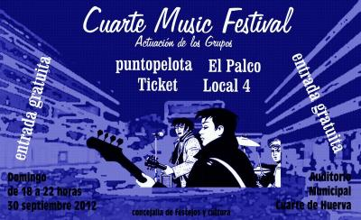 Cuarte Music Festival